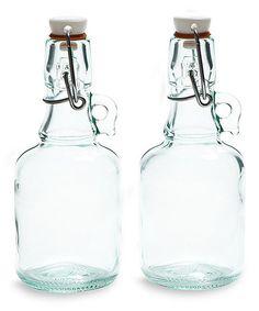 Galloncino Bottle - Set of Two #zulily #zulilyfinds