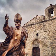 Santuario di Papa Giovanni Paolo II - San Pietro della Ienca