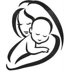 mother and baby silhouette, sketch in black lines. raster version mother and baby silhouette, sketch in black lines. Baby Silhouette, Silhouette Tattoos, Silhouette Vector, Silhouette Family, Mothers Day Drawings, Baby Tattoos, Tatoos, Scroll Saw Patterns, Mother And Child