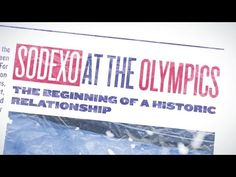 From the Olympic Games to the Tour De France, Sodexo was there!   Sodexo USA Careers Blog