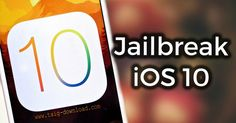 Apple finally patched all the exploits from PanGu 10 jailbreak and Pangu failed to jailbreak any iOS 10 version yet any more. However, former iOS Jailbreak team , TaiG team has announced TaiG10 update for iOS 9.2 - iOS 10.0.2 Cydia download. The tool is available to public and now anyone can download Taig10 for free for iPhone, iPad and iPod touch devices.