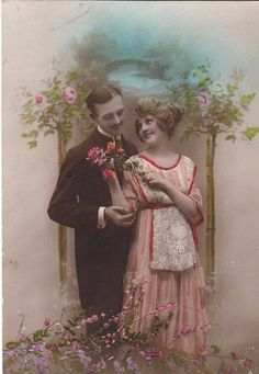 Romantic French Courtship - A Vogueteam Treasury by Nicci on Etsy