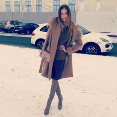 Awesome Style that combines : . with More Street Fashion here. Winter Wear, Autumn Winter Fashion, Winter Style, Snow Style, Masha Trotsko, Winter Outfits, Cool Outfits, Snow Fashion, Fall Fashion