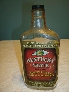 vintage keystone state whiskey bottle jpg 1200x900