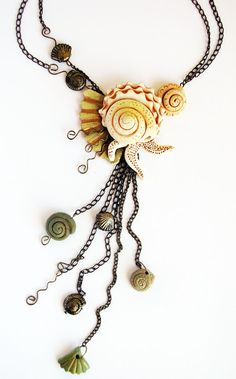 """""""Necklace for Little Mermaid"""" by Meri M."""