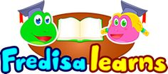 Free English Lessons for Children | FredisaLearns