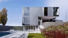 allied works architecture - Dutchess County Residence Main House