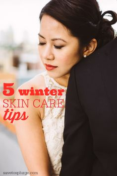 Dry winter weather can be tough on skin. Following these 5 winter skin care tips has been vital to keeping my eczema-prone skin happy and healthy.
