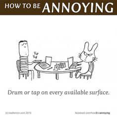 An Illustrated Guide To Life's Most Annoying Moments