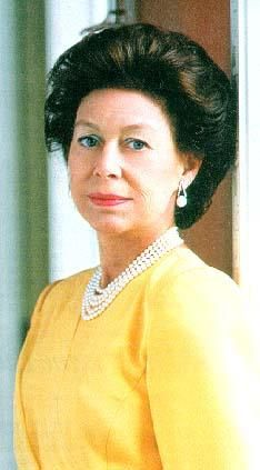 HRH The Princess Margaret