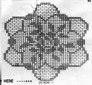 Filet Crochet, Crochet Doilies, Cross Stitch Flowers, Rugs, Knitting, Towels, Craft, Tejidos, Healthy Recipes