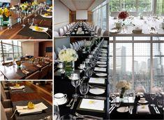 Seoul, Table Settings, Park, Place Settings, Parks, Tablescapes