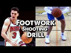 Dennis Stanton of Every Level Basketball demonstrates a form shooting drill that focuses on footwork, form, and balance. This drill is a great warm-up for ba. Basketball Shooting Drills, Basketball Practice, Basketball Is Life, Basketball Workouts, Basketball Skills, Basketball Players, Basketball Legends, Basketball Equipment, Baylor Basketball