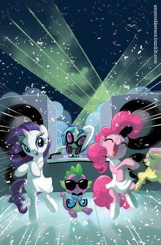 Gangnam Ponies