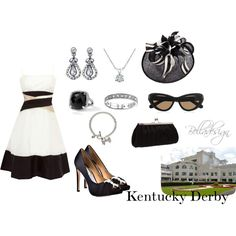 Kentucky Derby Outfit