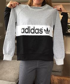 Adidas Hoodie via outlet centrale. Click on the image to see more!