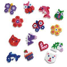 SES Iron on beads minis #irononbeads #animals #strijkkralen