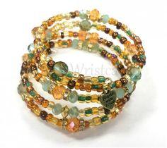 Easy DIY Beaded Bracelet