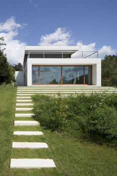 Villa S by Ian Shaw Architekten BDA RIBA - Schriesheim, Germany