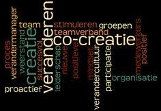 Met co-creatie van organisatieveranderingen bouw je aan die positieve mindset en participatie in veranderingen. http://workingservice.nl/