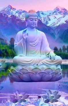 Buddha Temple, Buddha Zen, Gautama Buddha, Buddha Buddhism, Buddhist Art, Buddhism Wallpaper, Buddha Wallpaper Iphone, Spiritual Images, Religious Images