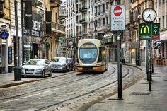 Tutto sul Tram Milano in via Torino con Franco Brandazzi #milanodavedere Milano da Vedere
