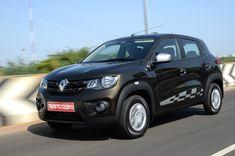 Renault Kwid 1.0L MT - In Images