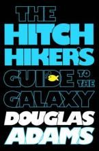 The Hitchhiker's Guide to the Galaxy by Douglas Adams (RIP) was one of the funniest books I ever read, love the humour and equally loved the radio show. In fact still got all the radio show on my iPod. Artemis Fowl, The Hitchhiker, Hitchhikers Guide, Good Comedy Movies, Books To Read, My Books, Galaxy Book, Guide To The Galaxy, Cool Books