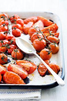 Tomaten roosteren in de oven: zó doe je dat