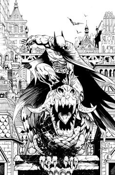 Batman issue 670 Cover by JonathanGlapion.deviantart.com on @deviantART