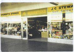 JC Stewart's hardware corner Maude Street and Fryer Street Shepparton (now Traffik)