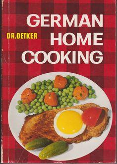 Dr. Oetker German Home Cooking-1968