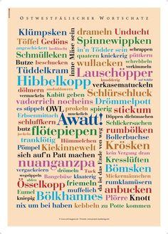 Ostwestfälischer Wortschatz