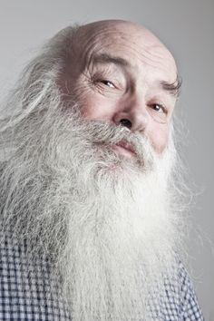 How to Make a Fake Beard for a Costume | Nice, Wool and ... Old Man Fake Beard