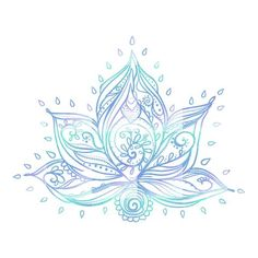 The Lotus - Spiritual Yoga Symbols and What They Mean - Mala Kamala Mala Beads