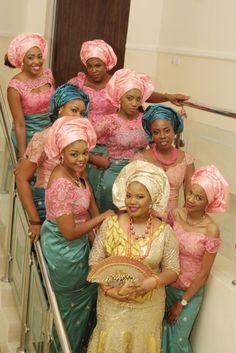 Bride s friends