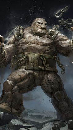 Golem King's Bounty 2 4K Ultra HD Mobile Wallpaper. Mobile Wallpaper, Master Chief, Video Game, Spiderman, Marvel, King, Wallpapers, Fictional Characters, Art
