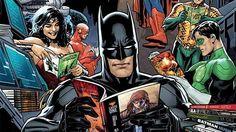 Nueva colección de novelas juveniles de DC