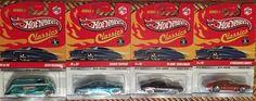 Hot Wheels Classics Series 5 LOT  # 3,4,10, and 19 of 30 Studebaker Avanti Car  | eBay