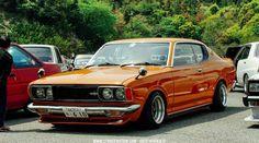 6 1 0 #Datsun610 #Vintage #Japan #Nostalgic #Kyusha #Shakotan #Stance #NissanBluebird #Fendermirrors #Lowered #Oldschool #VintageJDM #VintageJDM #Datsun #JapaneseClassic #Coupe #Nissan #Bluebird by archetype_datsun