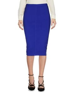 ALEXANDER WANG 3/4 Length Skirt. #alexanderwang #cloth #dress #top #skirt #pant #coat #jacket #jecket #beachwear #