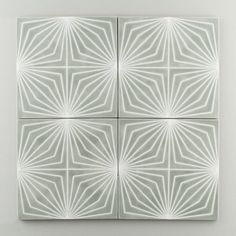 Handpainted Tile: The Contemporary Collection on Pinterest  Tile ...