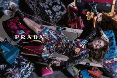 Prada Resort 2014 Ad Campaign