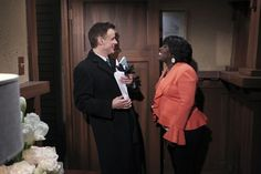 THE TALK co-host Sheryl Underwood returns to the #1 Daytime Drama, THE YOUNG AND THE RESTLESS, for a guest appearance reprising her role as a Justice of the Peace alongside actor Christian LeBlanc (attorney Michael Baldwin) airing Monday, March 26, 2012.