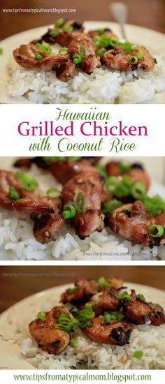My husband grew up in Hawaii, and he always talks about moving back there.  Eating Hawaiian food helps ease his pain a little, because I really don't want to move there I have been looking for a really good Grilled Hawaiian recipe for a long time.  We make a version of this that is a... Read More »