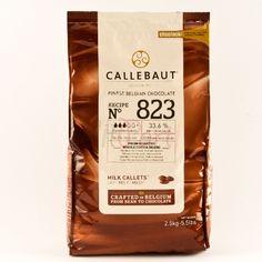 Callebaut Damla Sütlü Çikolata 2,5 kg - 85.99 ₺