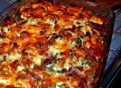 Paleasgna - no pasta, low carb, lots of veggies. Cant wait to make this...