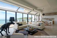 隱性設計,形塑海灣住宅,坐擁長灘海景不是夢 | 設計家 Searchome