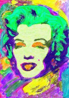 Andy Warhol Marilyn Essay
