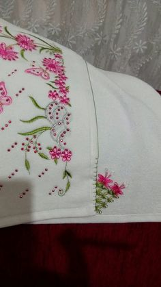 Needle Lace, Needlework, Diy And Crafts, Embroidery, Wallpaper, How To Make, Blog, Design, Towel